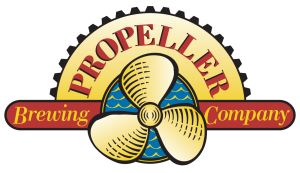 north-american-craft-beer-importers-Ontario-propeller-brewing-company-logo